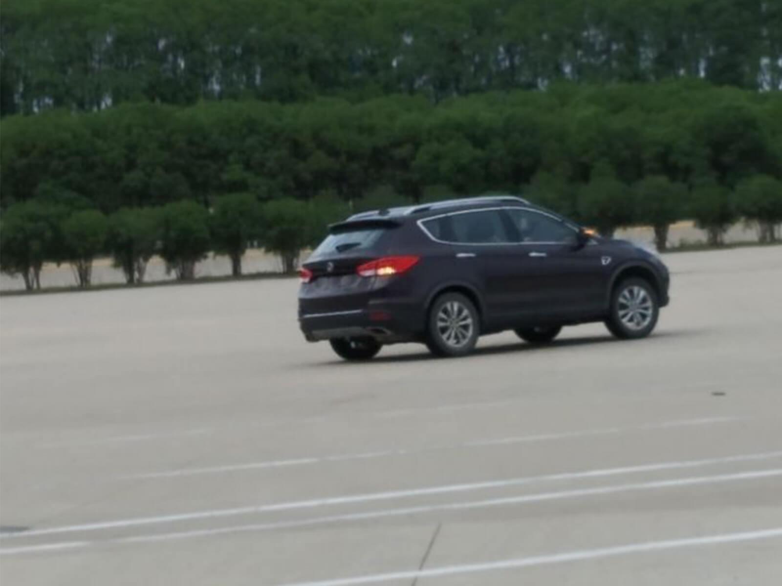 车辆操纵稳定性试验