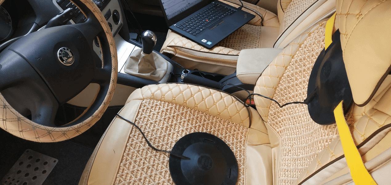 三轴坐垫振动加速度传感器应用场景