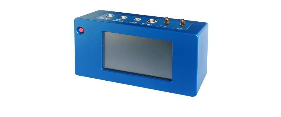 VEM-5R双天线RTK数据采集记录仪